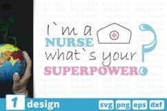 NURSE QUOTE SVG BUNDLE, nurse svg, nurse clipart, doctor sv Product Image 1