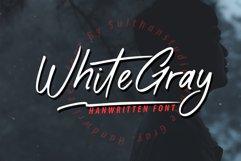 White Gray Product Image 1