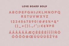 Love Board - Handmade Font Product Image 3