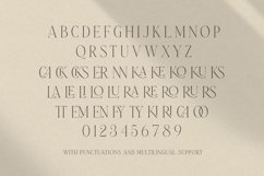 Laterlocks - All Caps Ligature Serif Product Image 3