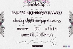 Marbella Typeface Product Image 6