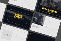 Black Friday Postcard Product Image 4