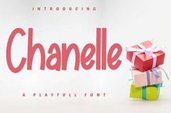 Chanelle - A Playfull Font Product Image 1