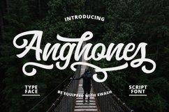Anghones Script Product Image 1