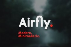 Airfly - Sans Serif Family Product Image 1
