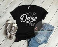Bella Canvas Mockup Bundle T Shirt Flat Lay Bundle 5 images Product Image 5