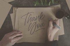 Abu Dhabi - Handwritten Signature Font Product Image 6