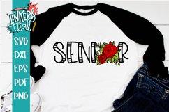 Senior Rose 2020 SVG Product Image 1