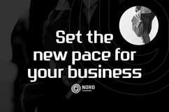 Nordhead Business & Corporate Font Product Image 3