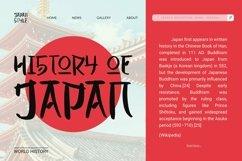 Web Font KURONEKO Font Product Image 2