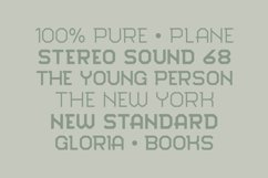 Numhead Typeface | Font Product Image 4
