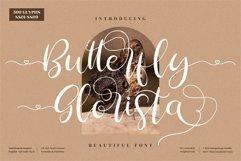 Butterfly Glorista - Beautiful Script Font Product Image 1