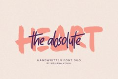 The Absolute - Font Duo Product Image 1