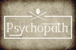 Psychopath Product Image 1