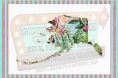 Cactus Alaska Sublimation Digital Download Product Image 1