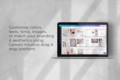 eBook-Workbook Hybrid Canva template | Sandy Product Image 6