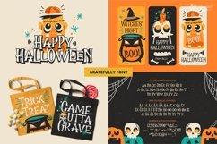The Best Halloween Font Bundle Product Image 4