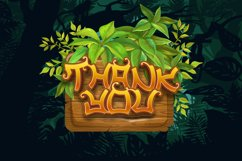 Growth Forest Display Font Product Image 4