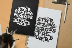 Web Font Shining Most Wanted Font Product Image 4