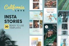 Instagram Stories - California Love Product Image 1
