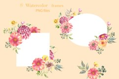 Watercolor frames Product Image 4