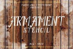 Armament Stencil Product Image 1
