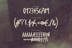 Pandemic - Brush Font Product Image 5