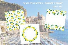 Amalfi Set. Amalfi Coast. Italy Product Image 4