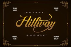 Hillway Product Image 1