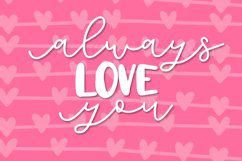 Totally Lovely - A Script & Print Font Duo Product Image 6
