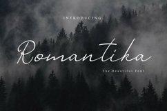 Web Font Romantika Font Product Image 1