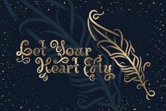 Magic Garden Font & Graphics Product Image 4