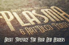 Plasma - ArtDeco Style Font Product Image 5