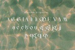 La Gagliane Classic Modern Typeface Product Image 2