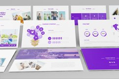 Travel Agency Keynote Template Product Image 5