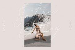 ARK Seychelle - Exotic Monoline Font Product Image 3