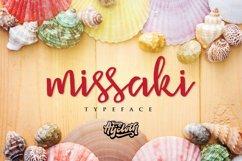 Missaki Typeface Product Image 1