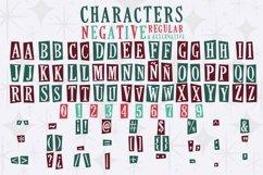 This Holiday Season - Christmas font and Extras Product Image 4