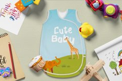 Mounter Kids Playful Display Font Product Image 6