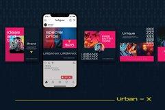 Urbanix - Post & Stories Instagram Template Product Image 5