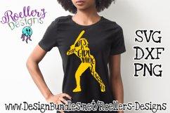 It's a Girl Thing Svg, Softball Svg, Cricut Cut File, Svg, Product Image 1
