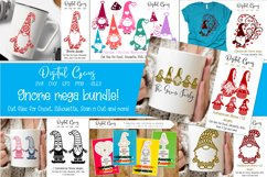 Gnome mega bundle, Valentines / Christmas designs Product Image 1
