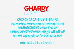 Chardy Font and Bonus Product Image 5