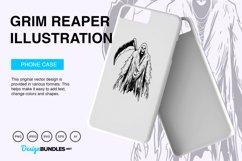 Grim Reaper Vector Illustration Product Image 2