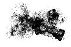Smeared Ink - 15 Grunge Png Elements Product Image 4