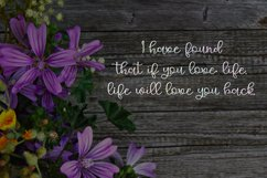 Delicate Romance Font Duo Product Image 4
