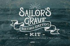 Sailor's Grave - Retro Tattoo Kit Product Image 1