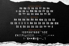 Web Font Builth Font Product Image 3