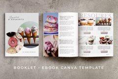eBook - Booklet Canva Template | Poppylan Product Image 1