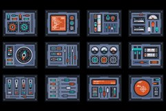 Control Panels Spaceship Product Image 3